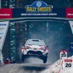 Tým TOYOTA GAZOO Racing bude na Švédské rallye usilovat již o třetí triumf